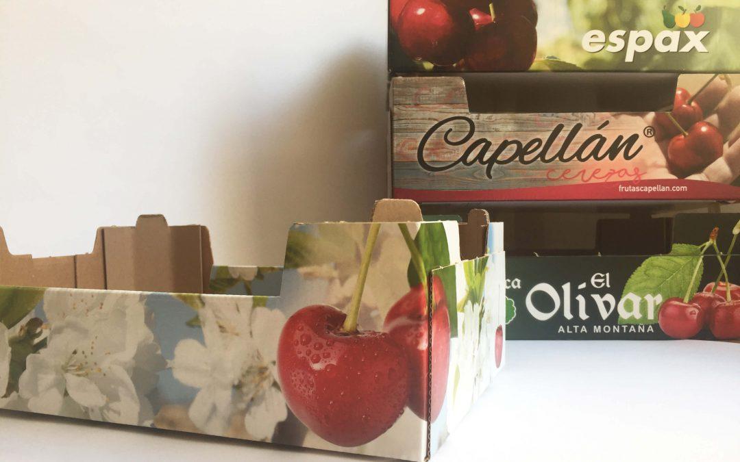 Packaging para fruta