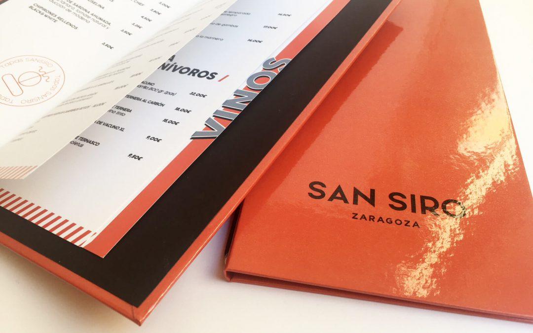 Carta San Siro